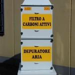 filtro a carboni attivi